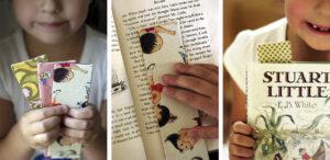 Custom Fabric Bookmarks