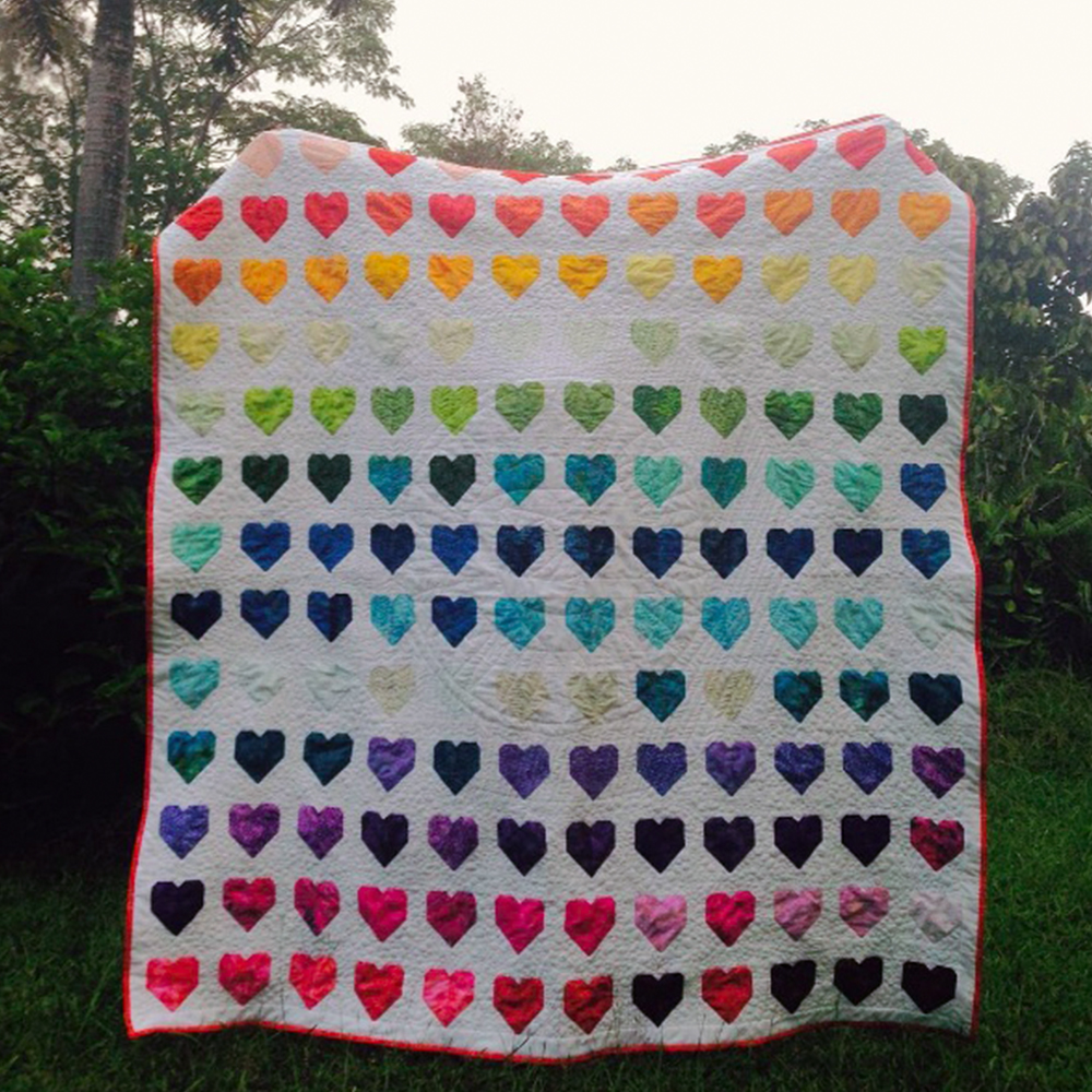 Quilts for Pulse donation