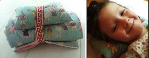 Kindgarten Nap Mat and Pillow