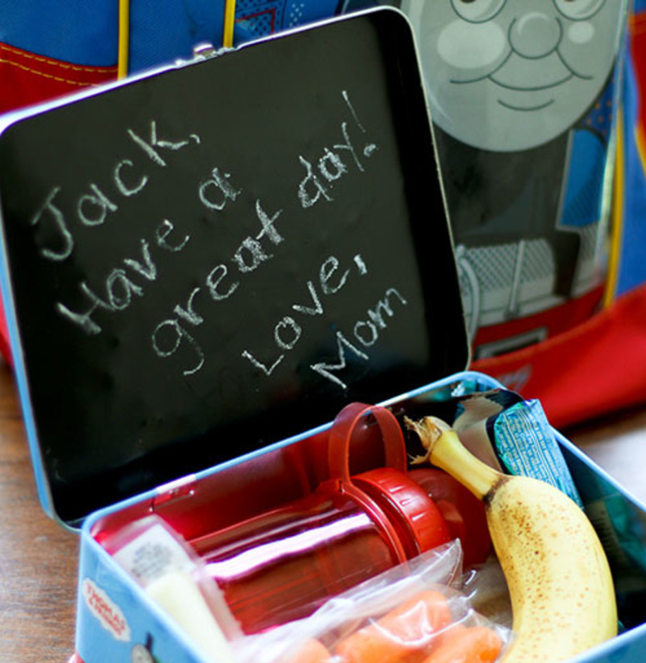 Kids Chalkboard lunchbox