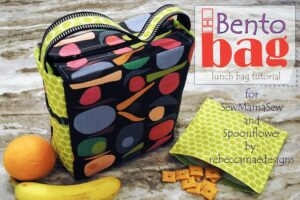 DIY Bento Box Lunch Bag