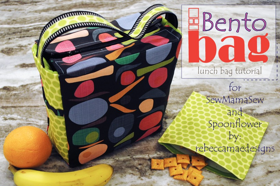DIY Bento Box Lunch Bag