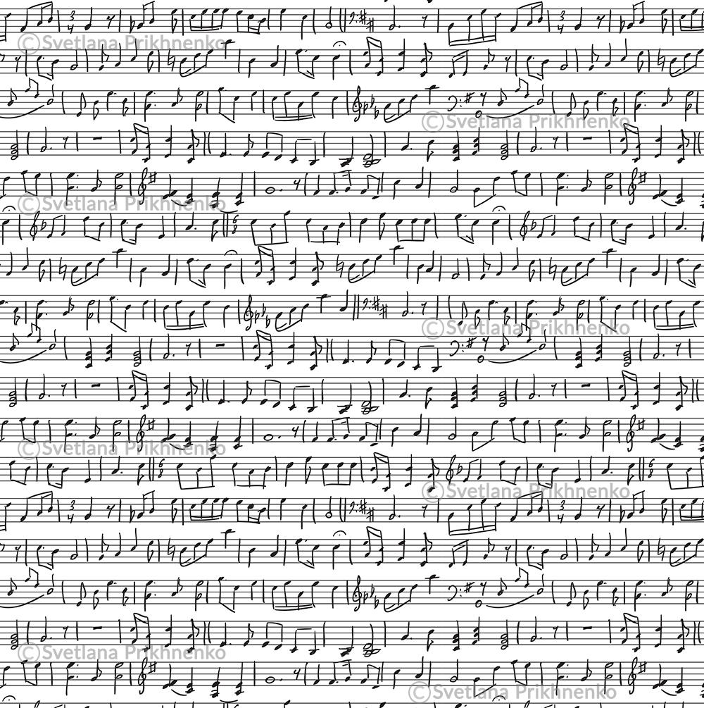 Music Class by Svetlana Prikhnenko