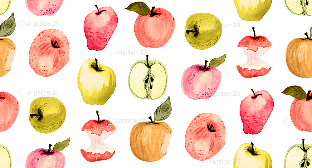 Apples by angelger28