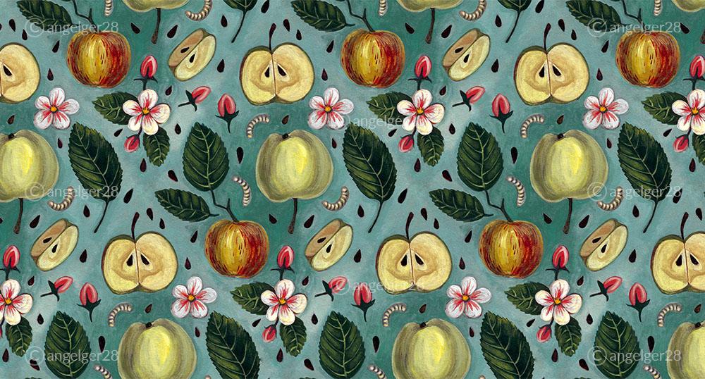 Apples by Marta Strausa