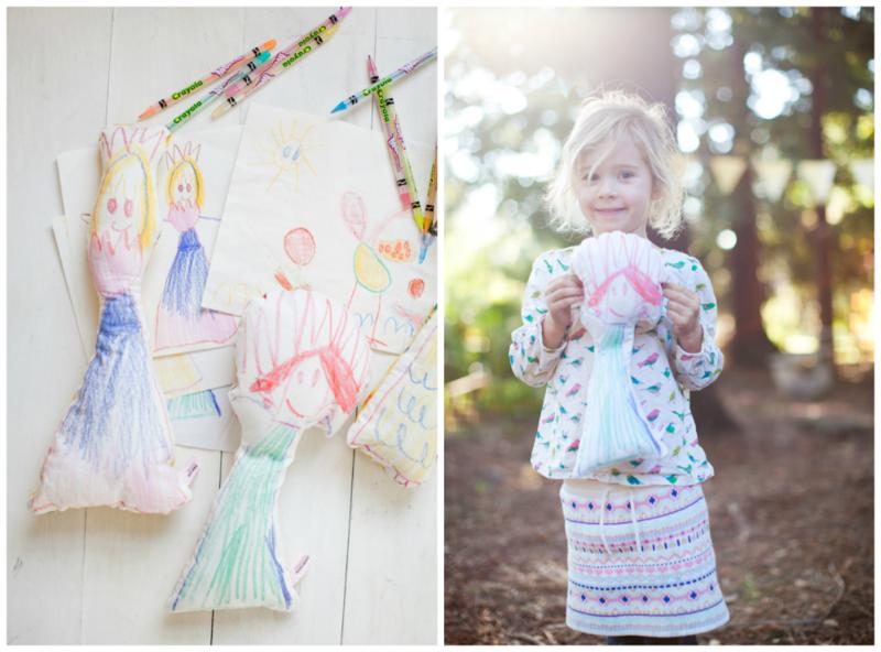 custom fabric dolls