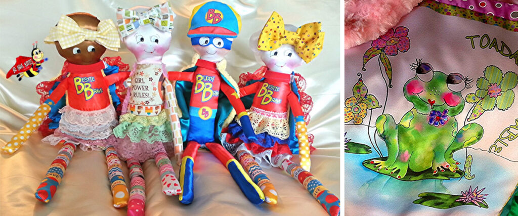 Baby Bonbons dolls