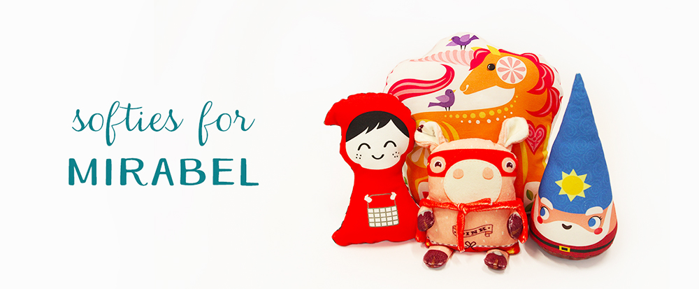 2016 Softies for Mirabel Drive