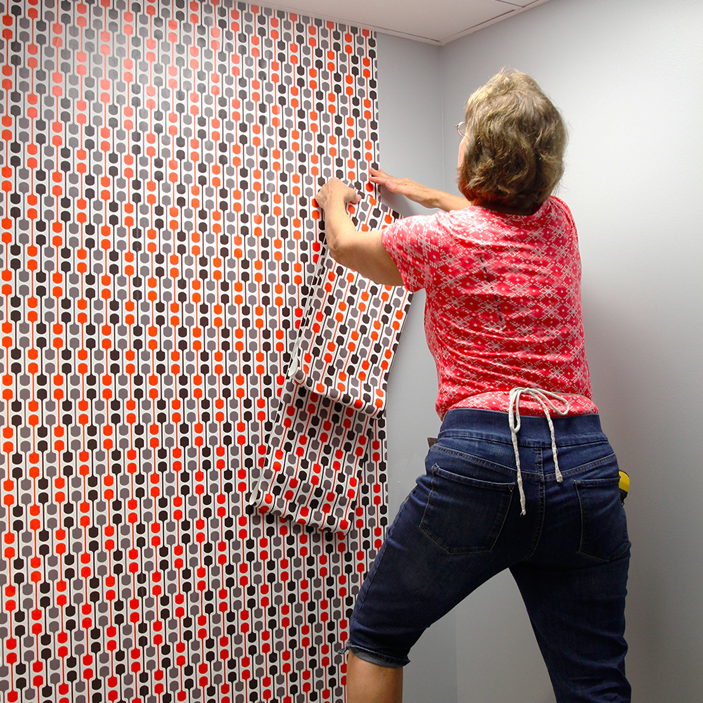wallpaper-installation
