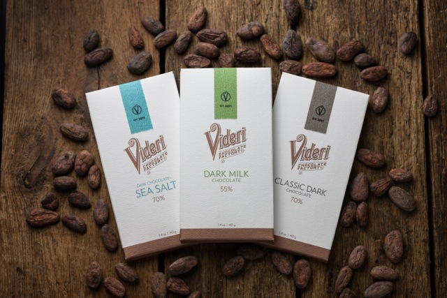 Videri standard chocolate bars
