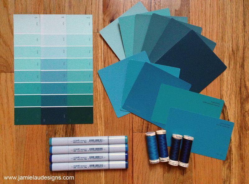 Develop A Color Palette Spoonflower Blog