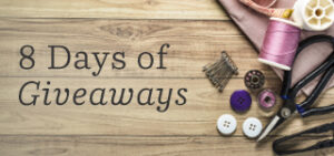 8 days of giveaways from Spoonflower