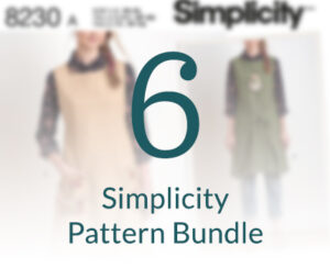 Day 6 - simplicity pattern bundle