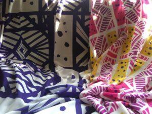 James Hackett textiles