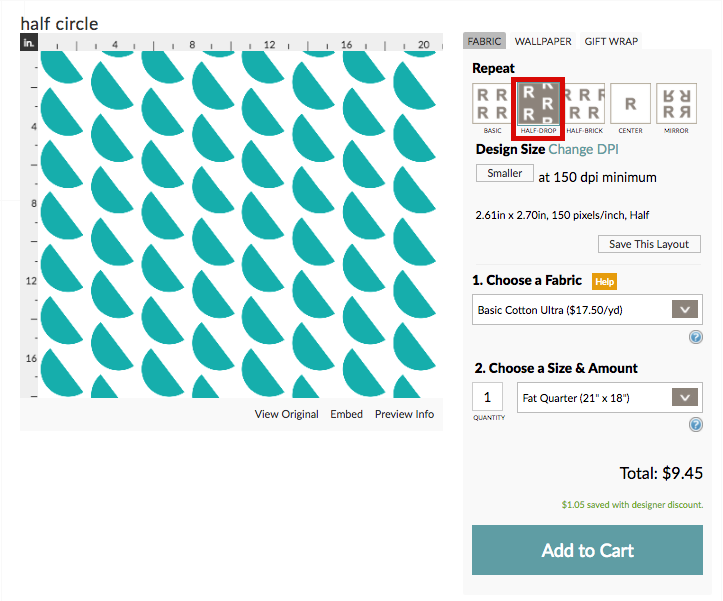 8 Seamless Repeat Tutorials for Designing Custom Fabric | Spoonflower Blog