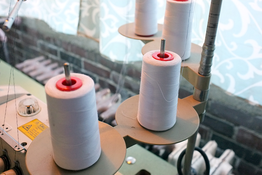 serger thread cones
