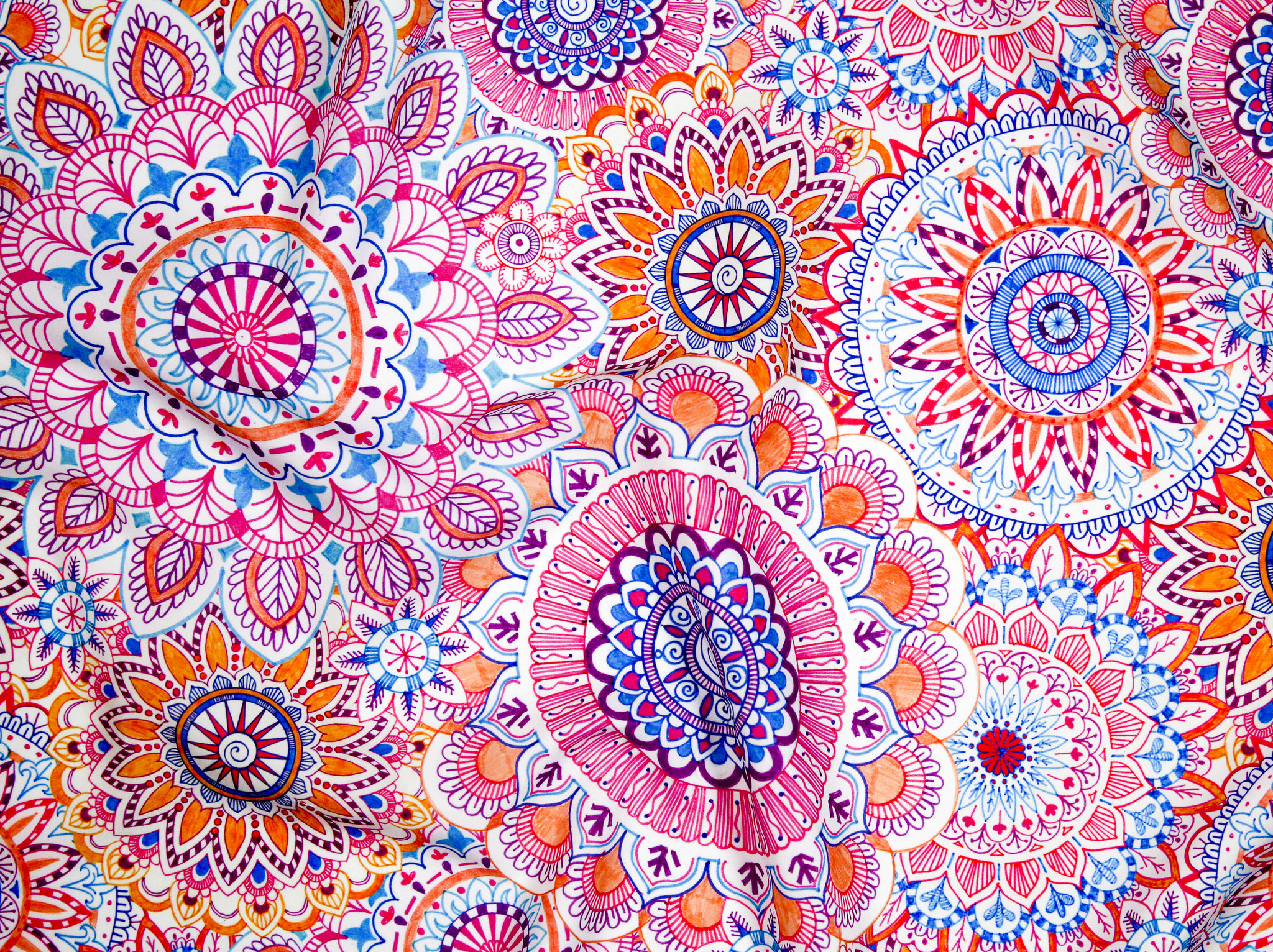 Mandala Daze by Julistyle is the winner of our Design Challenge this week!