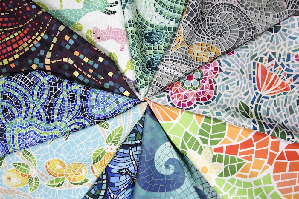 Mosaic Fabrics