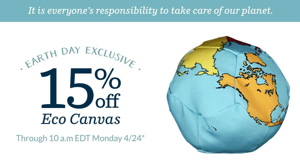 Celebrate Earth Day with Spoonflower