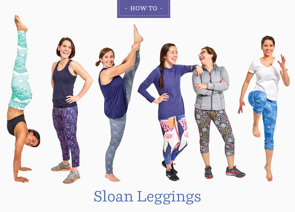 The DIY Leggings you NEED this Summer | Spoonflower Blog