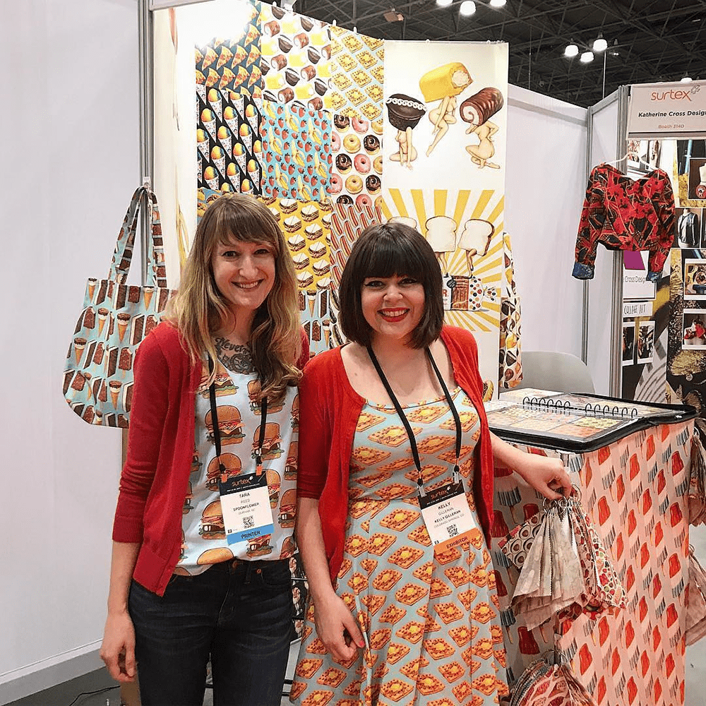Tara and Kelly Gilleran are a match made in foodie heaven with a food inspired ensemble!