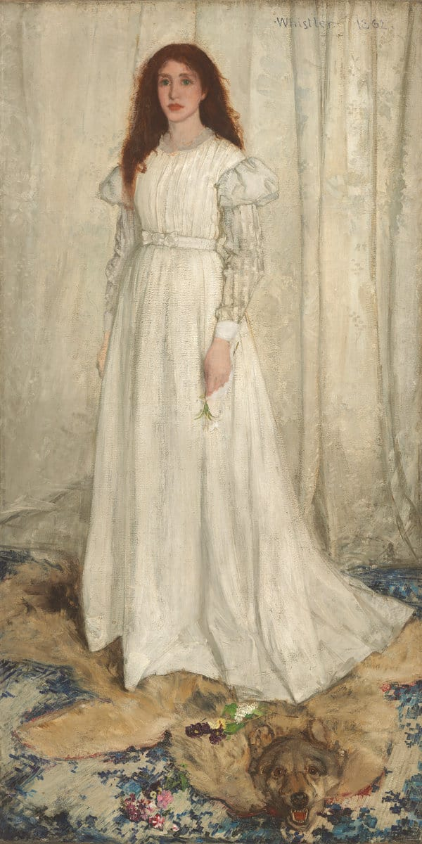 James McNeill Whistler, Symphony in White