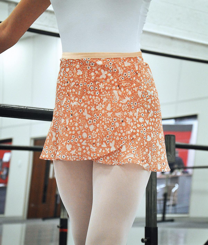 Diy Ballerina Wrap Skirt