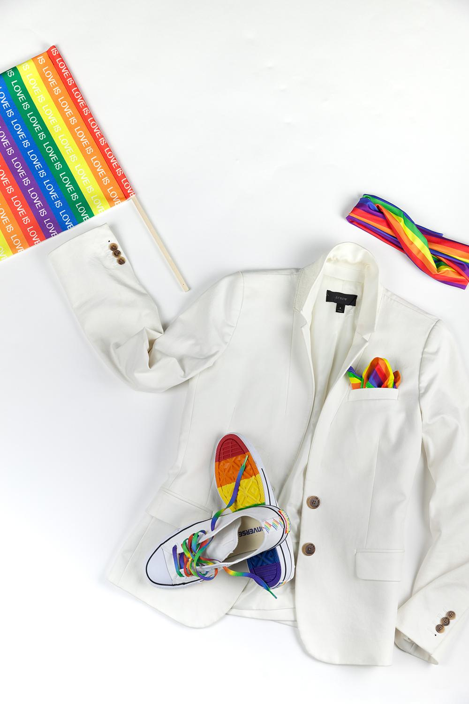 Pride parade attire | Spoonflower blog