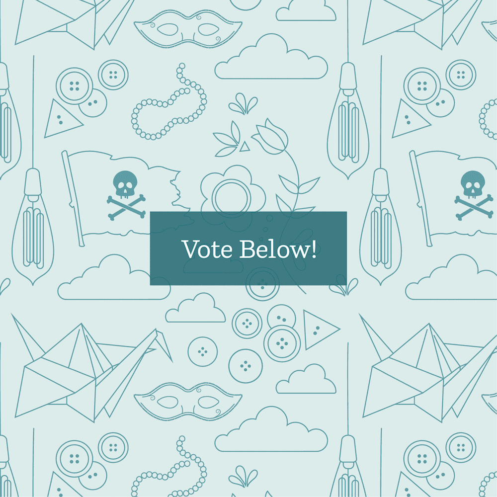 Vote for your favorite design challenge theme | Spoonflower Blog