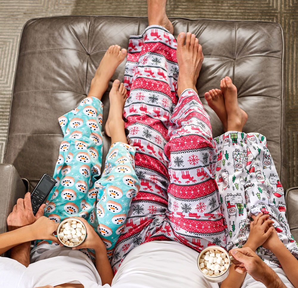 Cozy lounge pants | Spoonflower Blog