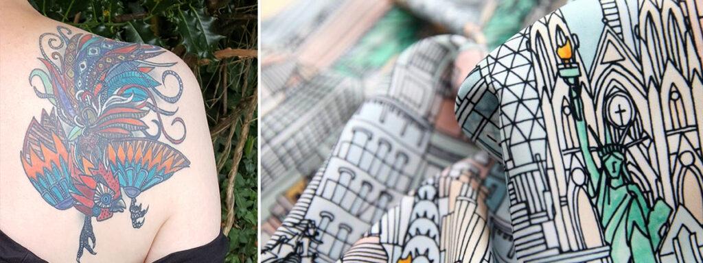 Meet the designer: Sharon Turner aka scrummy | Spoonflower Blog