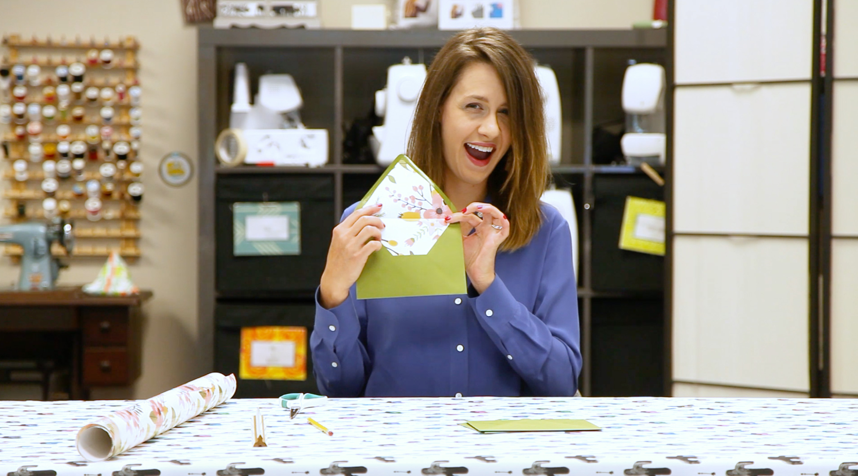 DIY-Hochzeit – Innenfutter für Briefumschläge | Spoonflower Blog