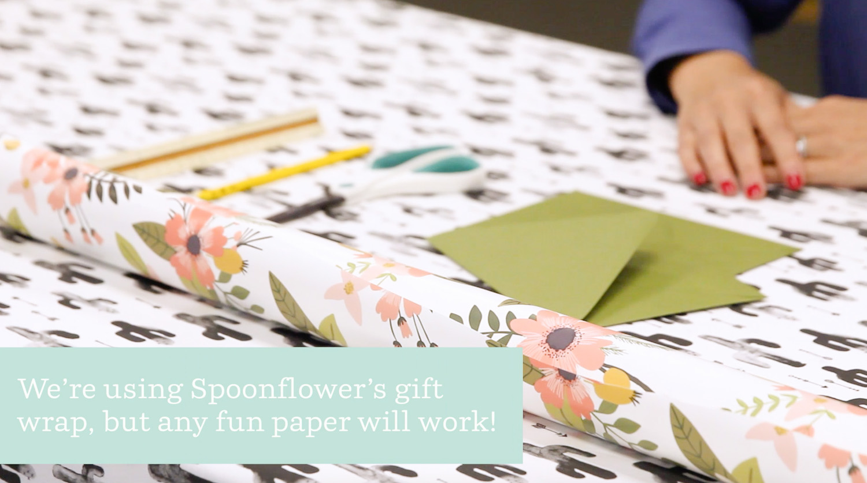 Envelope Liner Materials | Spoonflower Blog
