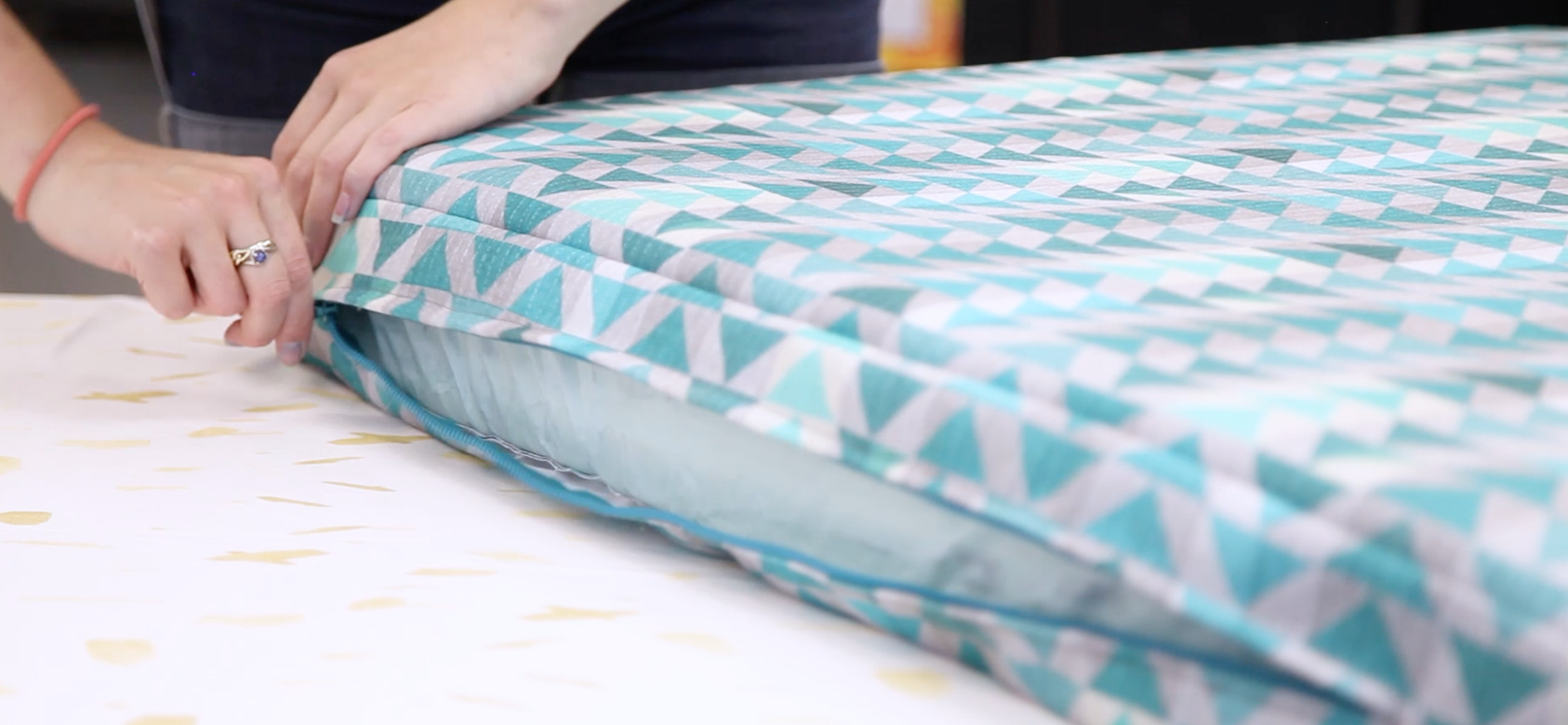 Customizable Diy Dog Bed Cover Spoonflower Blog