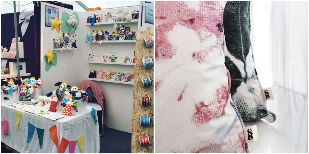 Makers at The Handmade Fair | Spoonflower Blog