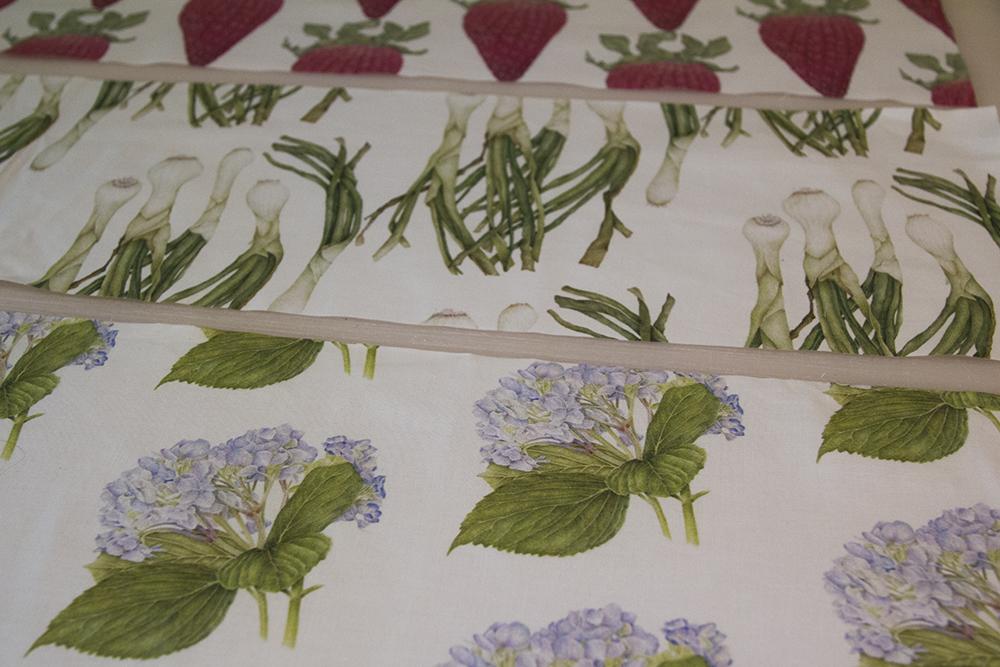 "Cut three ruffle panels 42"" x 8"" | Spoonflower Blog"