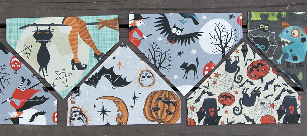 DIY Dog Bandanas for Under $3 | Spoonflower Blog