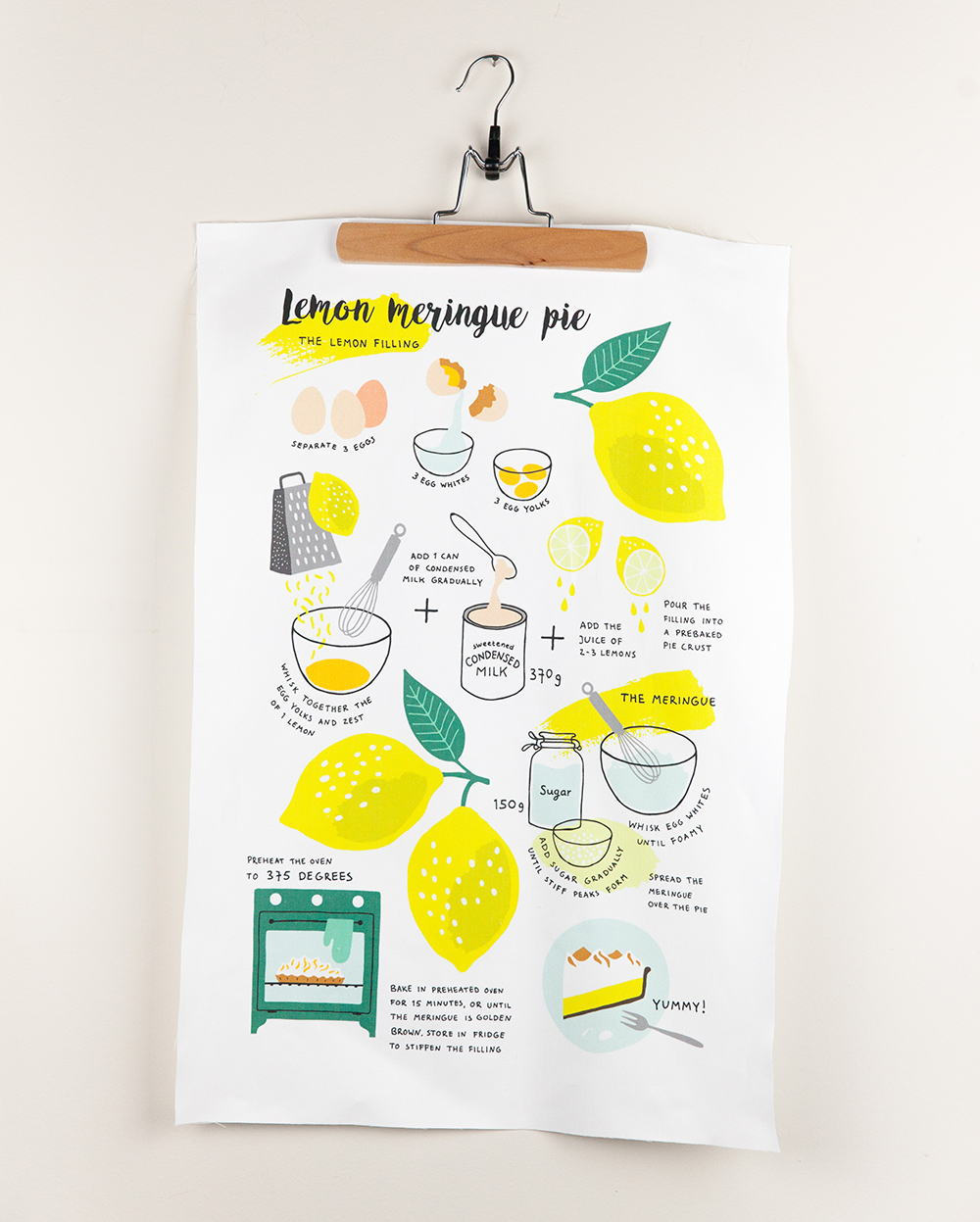 Family Recipe design challenge winner: heleen_vd_thillart | Spoonflower Blog