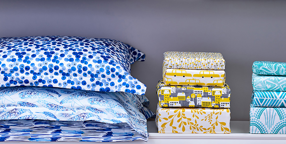 Custom Bedding Like You've Never Seen Before  | Spoonflower Blog