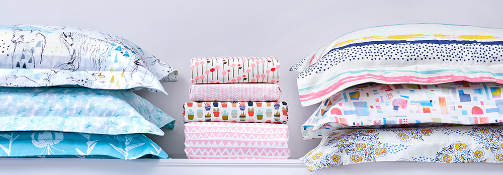 Introducing the Roostery Bedding Collection | Spoonflower Blog