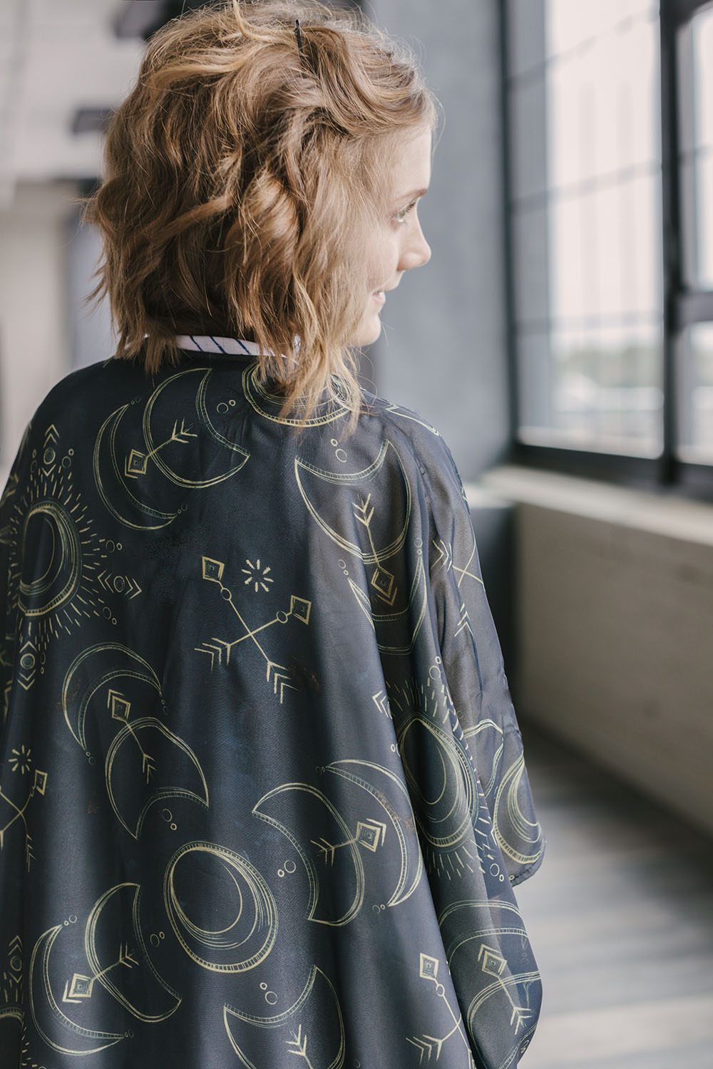 DIY Chiffon Robe | Spoonflower Blog