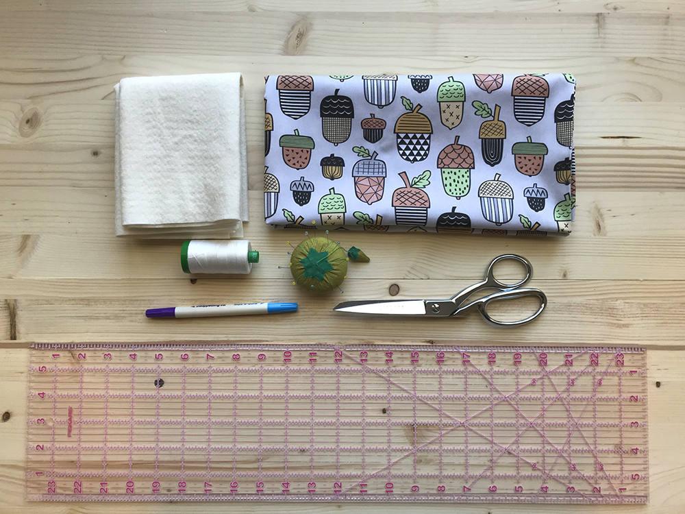 Easy DIY placemat materials | Spoonflower Blog