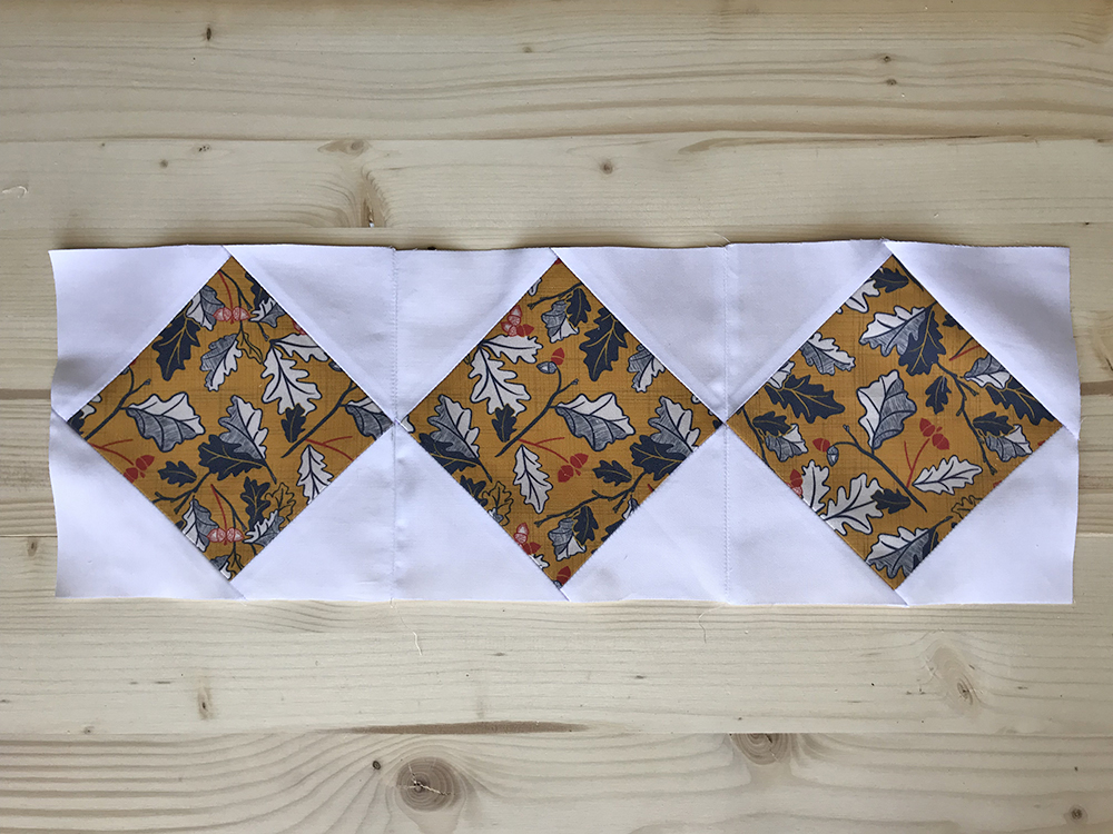 Create quilt blocks for your quilted placemat | Spoonflower Blog