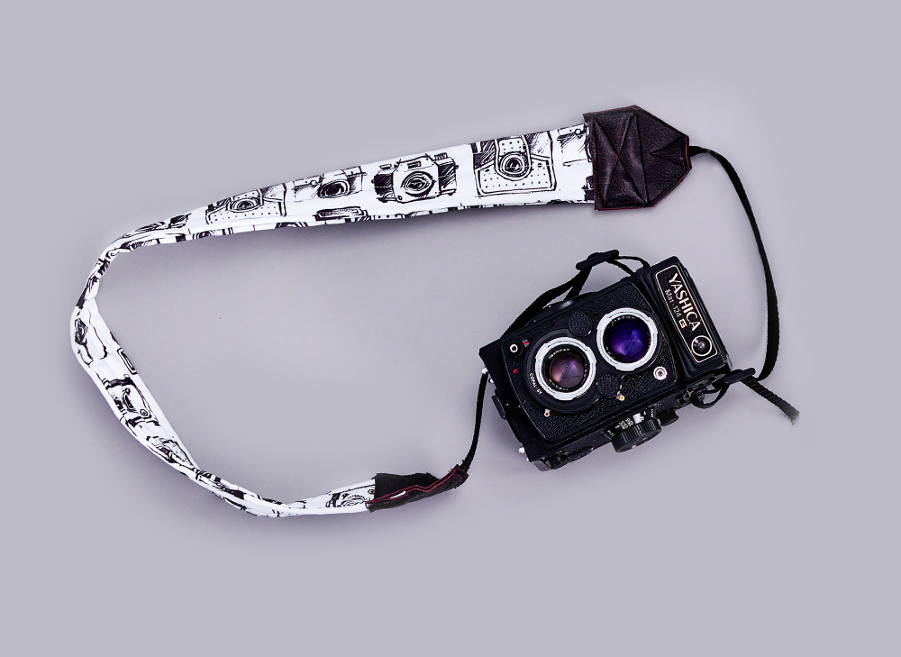A Picture Perfect Gift Idea: DIY Camera Strap | Spoonflower Blog