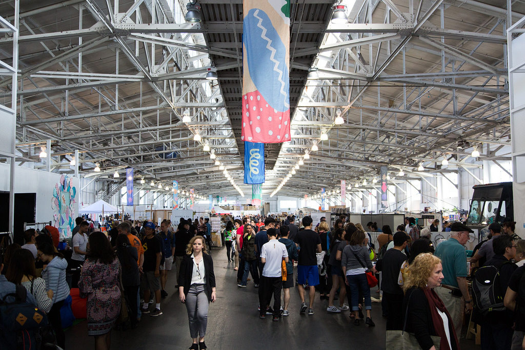 Behind the Seams of the Renegade Craft Fair | Spoonflower Blog