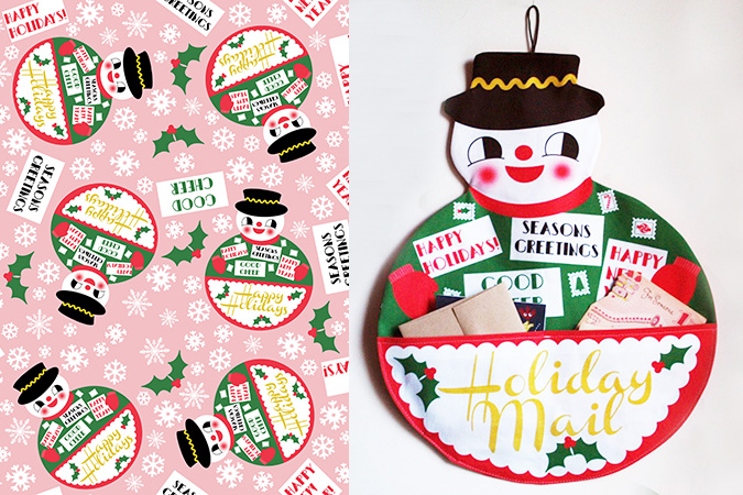 Handmade Holiday Blog Hop | Spoonflower Blog