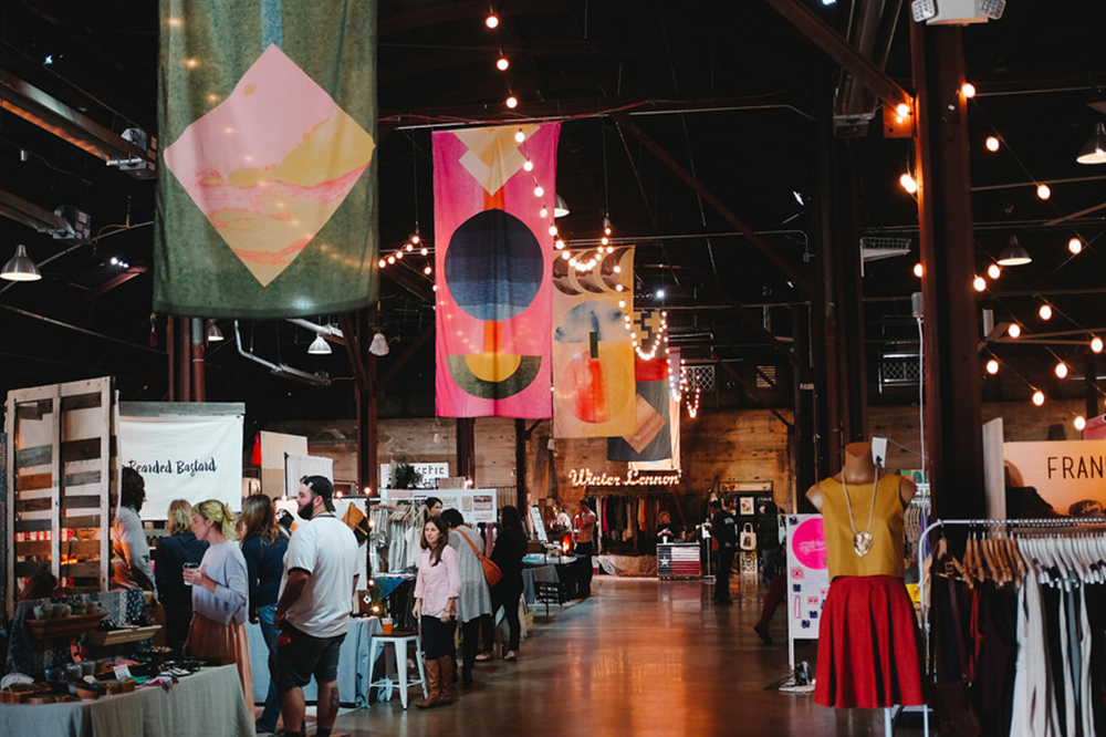 Behind the Seams of the Renegade Craft Fair