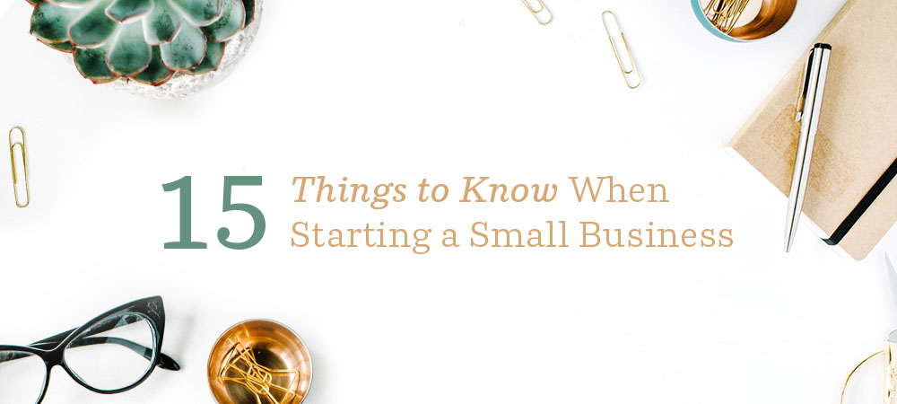 15 Things to Know When Starting a Small Business | Spoonflower Blog