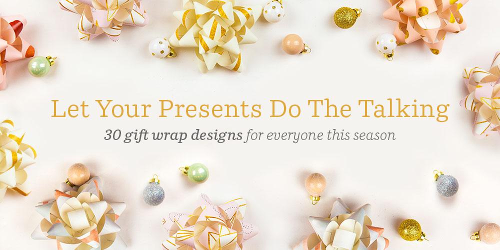 30 Gift Wrap Designs for Everyone this Season 30 Gift Wrap Designs for Everyone this Season | Spoonflower Blog