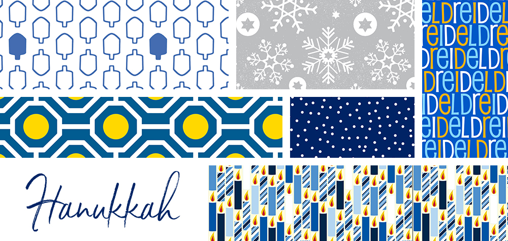 30 Gift Wrap Designs for Everyone this Season | Spoonflower Blog
